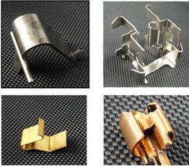 供应连接器 五金弹片 电器接触片