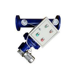 电动Y型刷式过滤器-电动排污过滤器-RKFM儒柯品牌