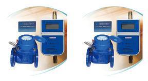 水表立式射频卡智能型冷、热水表