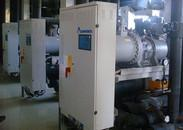 克莱门特地源热泵机组维修