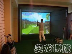 北京模拟高尔夫