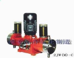 双头液压隔膜计量泵(2JW(M)-C)