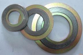 304不锈钢内外加强垫片