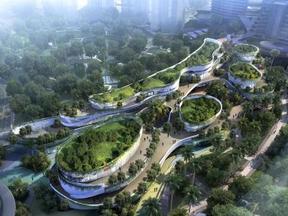 马来西亚碧桂园森林城市值得投资吗,永久产权0遗产税