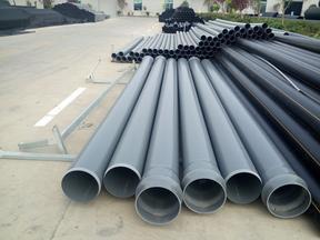 PVC-U给水灌溉专用高标准灌溉河南地区专用PVC给水管
