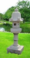 石制灯笼/花园石制灯笼 GGL364