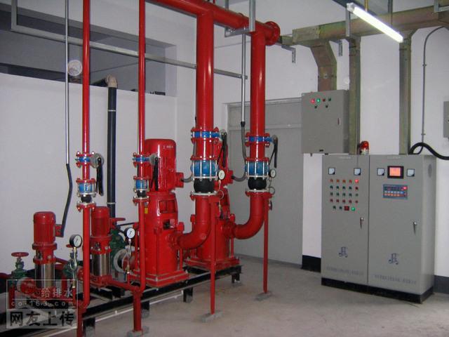 消防水泵,消防气压罐 消防气压给水设备图片