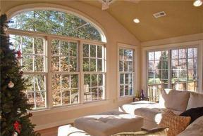 80系列别墅铝包木门窗