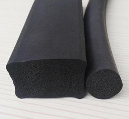 海绵橡胶条 止水接缝工程专用