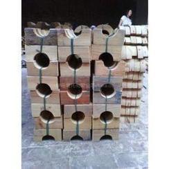 供应保温管道支撑块/保冷管道支撑块厂家及近期价格