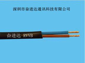 RVVB扁形护套线