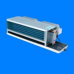 二十年专业制造 扬子江 清水铝片 卧式暗装风机盘管