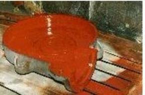 渣浆泵耐磨涂料
