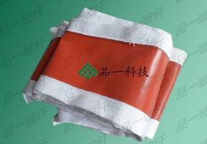 供应硅胶软连接布--高温橡胶板