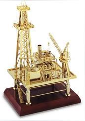 海上石油平台礼品模型--抽油机模型