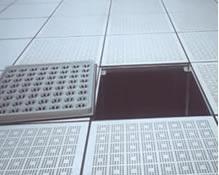 OA网络地板全钢陶瓷防静电地板