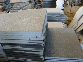 黑色火山岩地坪铺装/地砖 GCPB804