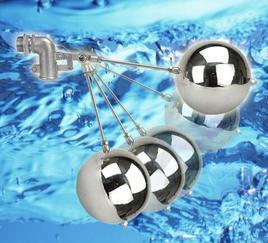 不锈钢液位调节浮球阀 不锈钢螺纹浮球阀
