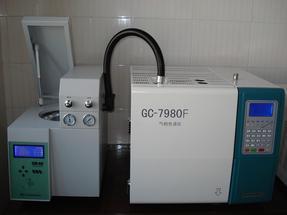 GC7980F全自动血液中酒精含量检测专用气相色谱仪