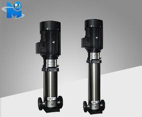 轻型不锈钢立式多级泵8-9