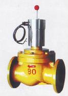 BRQDF-SK防爆常开手动复位型燃气安全切断阀