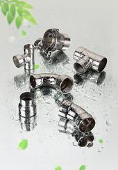 供应浙江不锈钢水管\薄壁不锈钢水管、双卡压不锈钢水管