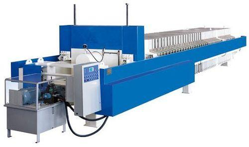手动型隔膜压滤机石油专用