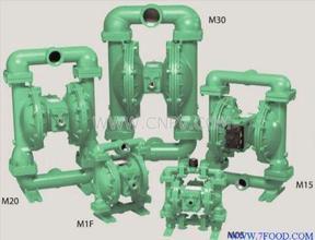 美国马拉松MARATHON金属气动隔膜泵