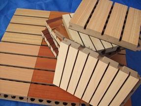 钦州开槽木板,槽木吸音板