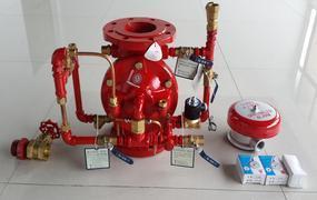ZSFM-150隔膜式雨淋阀