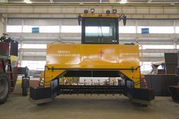 XGFD2400型翻堆机