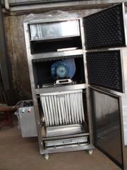 无尘车间专用高效布袋除尘器 ZB系列单机除尘机组