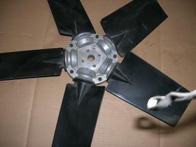 220541220富达螺杆机风扇