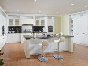 巴卡拉 时尚烤漆系列 含石英石台面