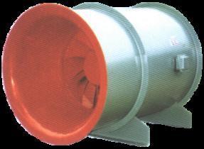 HL3-2A型高效低噪混流风机