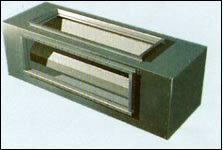 阻性消声器