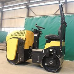 小型座驾式压路机 1吨压路机 手扶双钢轮压路机 型号齐全