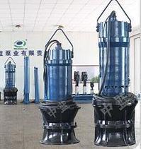 天津中蓝泵业1000QZB-85T轴流泵