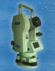全中文电子经纬仪,激光对点,DT-2