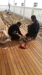 专业承接防腐木施工工程