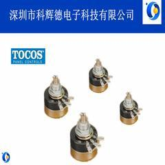 rv16yn15s电位器进口TOCOS品牌B103旋转电阻器