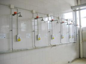 供应南京浴室(热水、开水)节水管理系统