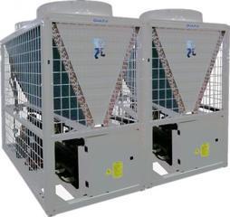 盾安风冷涡旋式冷水(热泵)机组130KW