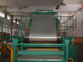 HK-1300铝箔酚醛板生产线