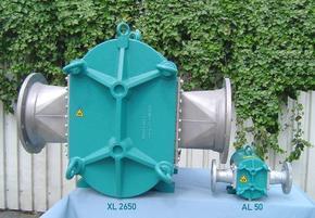 耐磨博格凸轮转子泵