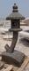 GGL420花岗岩圆竹兰溪--仿古灯笼