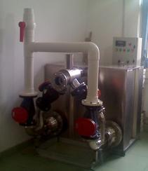 污水提升装置北京麒麟公司
