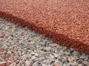 真石丽生态透水地坪,透水地坪混凝土