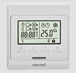 曼瑞德温控器 房间温度控制器