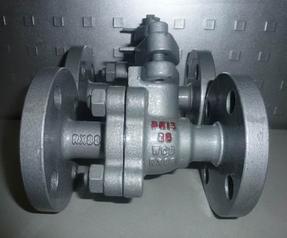 铸钢法兰球阀Q41F-16C
